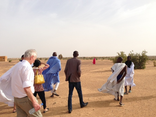 Mauritania visit May 2016