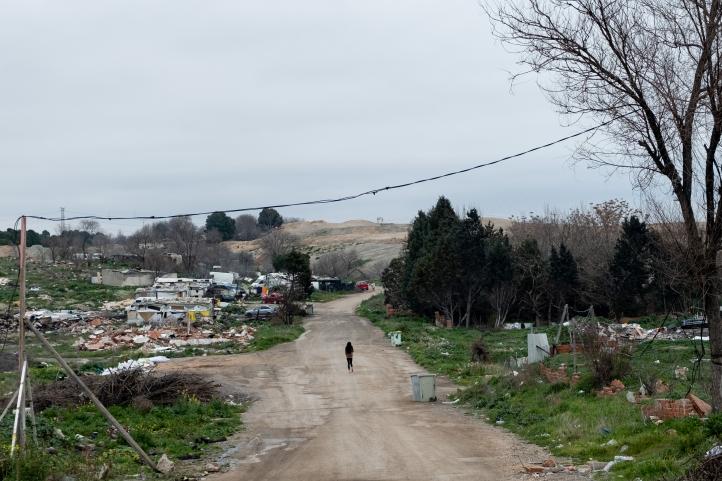 Cañada Real. © Bassam Khawaja 2020